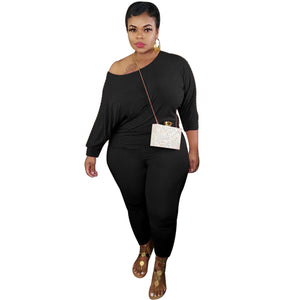 Viladress Women Casual Tops and Pants Plus Size Outfits Plus Size Women Outfits