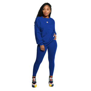 Viladress Women Long Sleeves Hoodie and Sweat Pants Two Pieces Sweatsuit Women Outfit