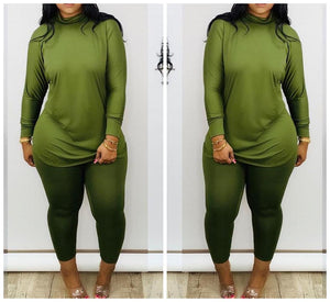 Viladress 2020 Autumn Women t-shirt and Pants tWo Pieces Outfits