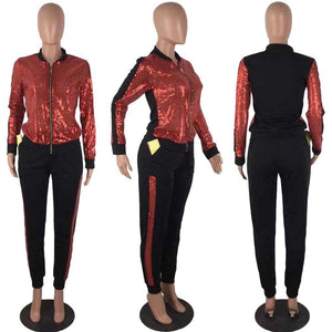 Viladress Women Outfits Sequins Outfits