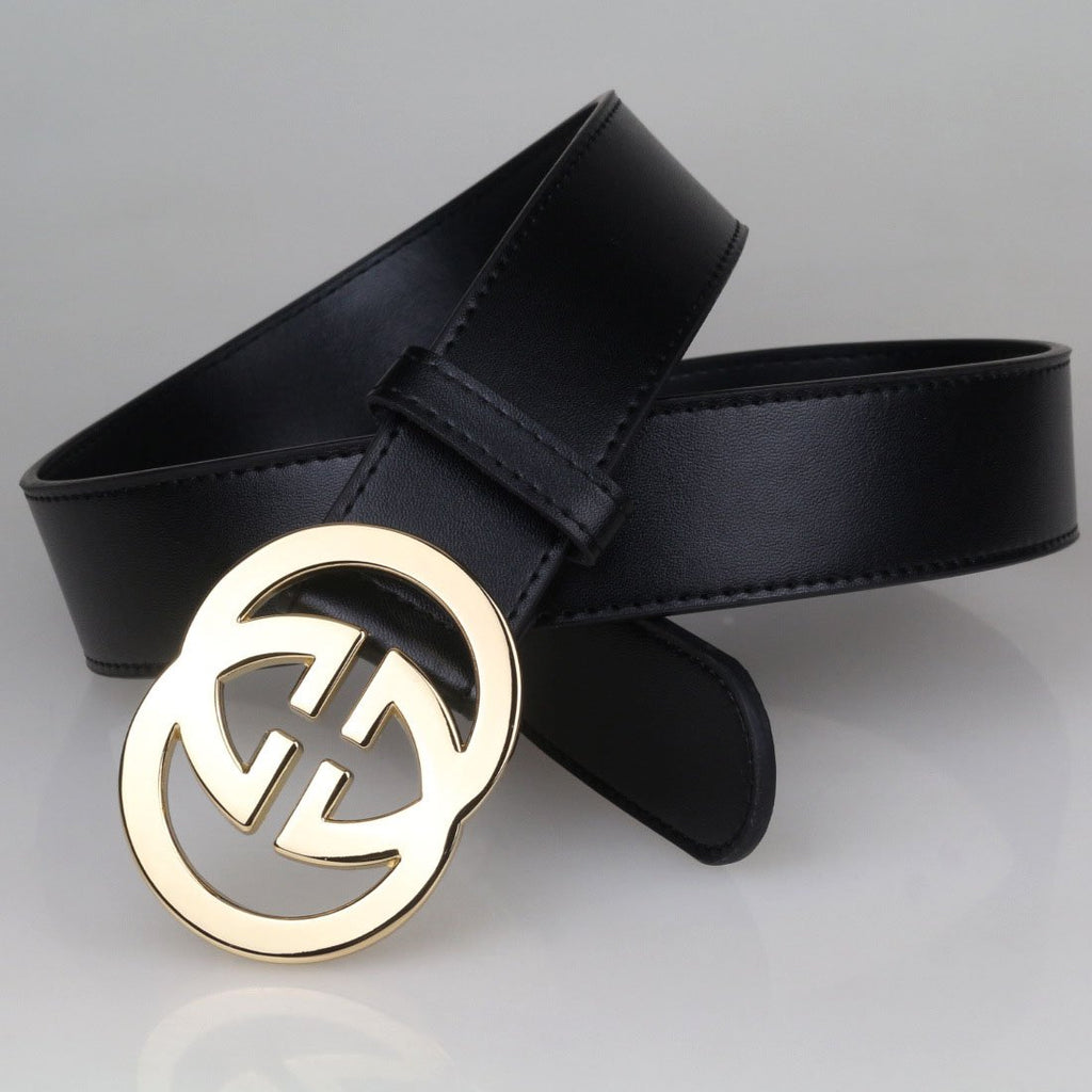 NewlyDress Men's Double Leather Belt (Limited sale ended.)