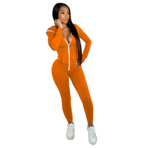 Viladress Women Jumpsuit Sweat Jumpsuit