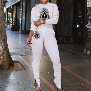 Viladress 2020 Autumn Women Outfit Women sweatsuit