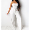 Viladress 2020 Off the Shoulder One Piece Jumpsuit