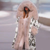 Viladress Women Coat Winter Furry Coat Women Outerwear Winter Jacket