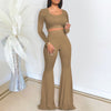 Viladress Women Crop tops and Wide Leg Pants Two Pieces Outfit