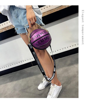 Viladress Basketball Women Bag Handbag