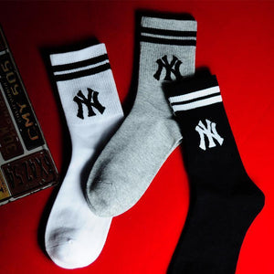 viladress Letters Printing Fashion Socks (10 Pairs)