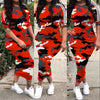 Viladress 2019 Fashion Camouflage Printing Long Dress