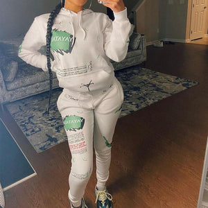 Viladress Women Sweatsuits Womeon Hoodies and Sweat Pants Two Pieces Outfits