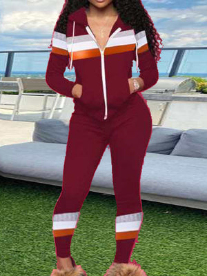 Viladress Women Sweatsuit Two Pieces Sweatsuit