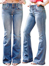 Viladress Water Scrubbing Women  Jeans