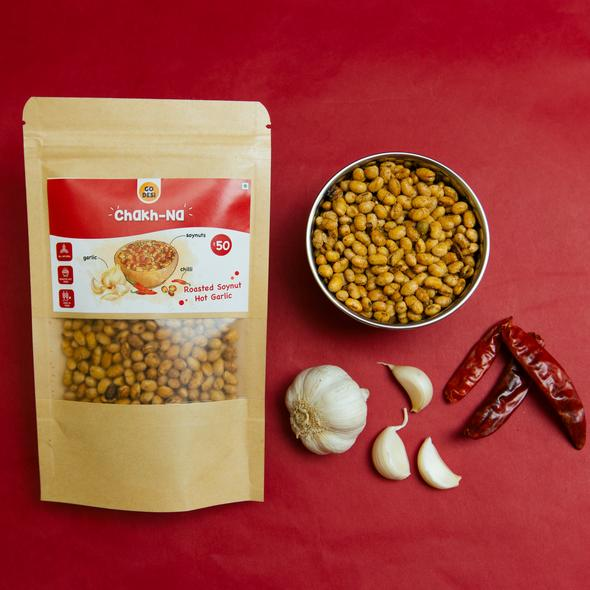 Why is GO DESi Roasted Soyabean a better option than Whey Protein?