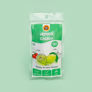 Benefits of Lemon Chaat