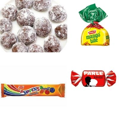 90s Indian Candies
