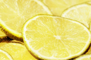 Use lemon to keep the sour memories away