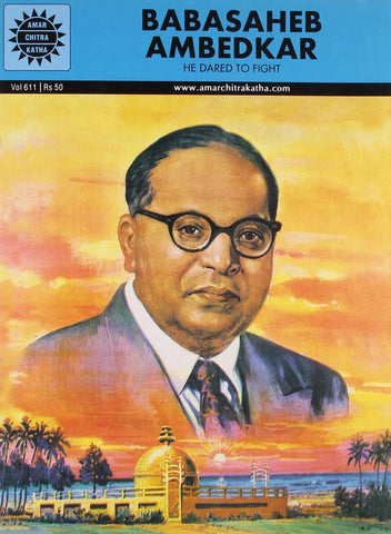 Baba Saheb Ambedkar 9 Classic Indian Comic Books That Made Our Childhood Awesome