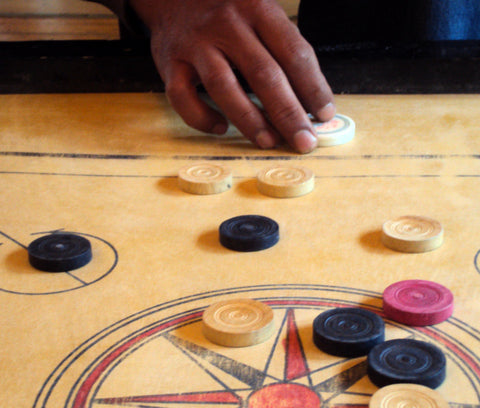 Carrom Traditional Game
