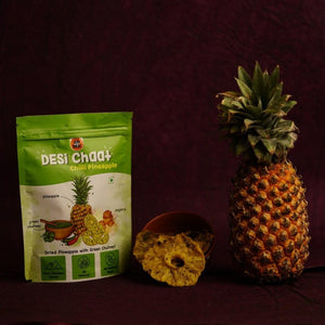 Pineapple Chaat