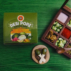 CRED EDITION of DESi POPz - Kaccha Aam (40 Pcs)