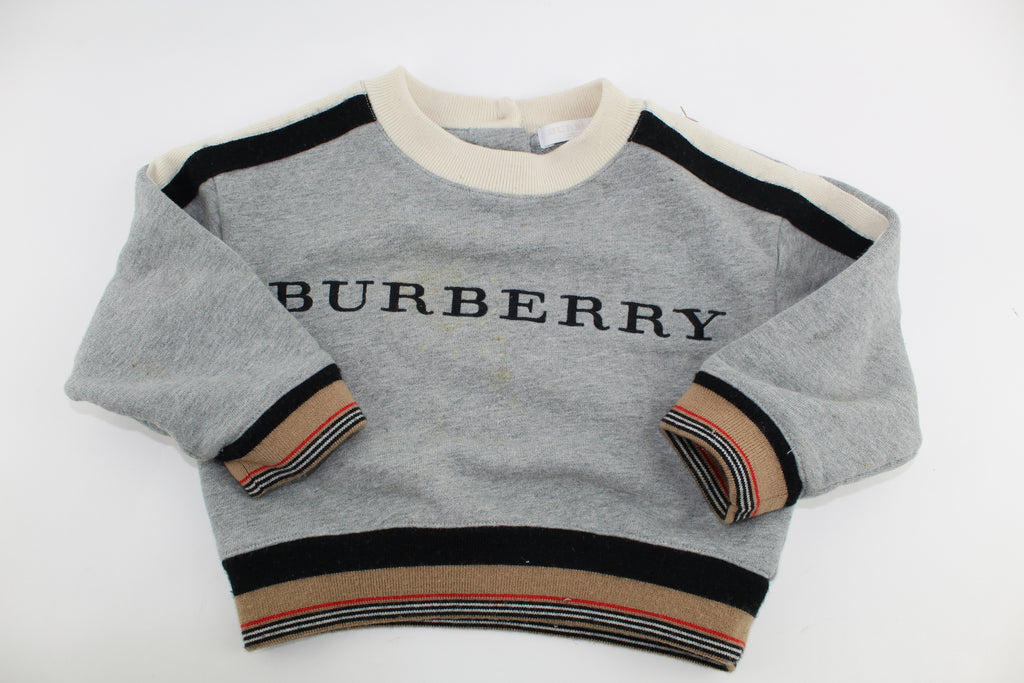 Burberry boys sweater size 18 months
