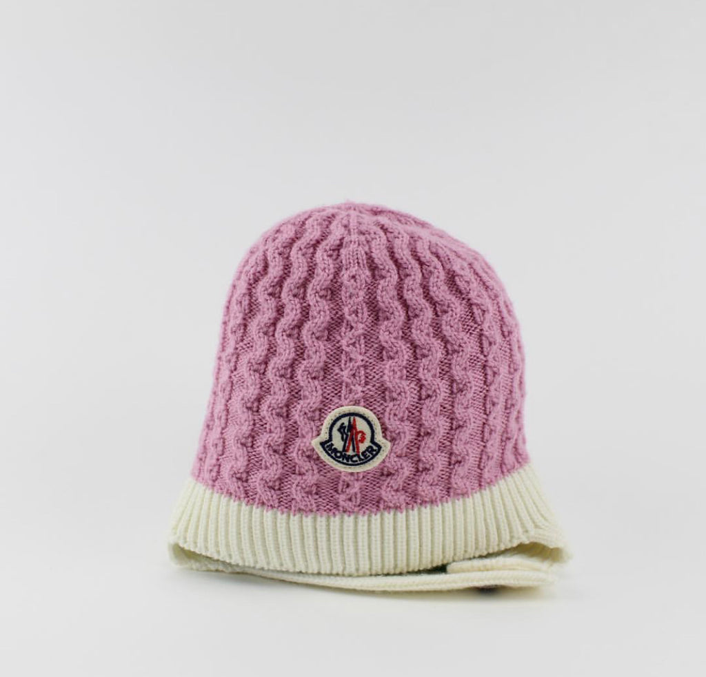 Moncler Knitted Hat Size X-Small