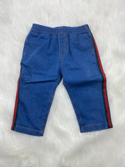 Gucci kids jeans size 9/12 months