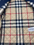 Burberry quilted jacket size 10y