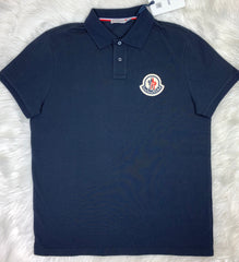 MONCLER POLO SHIRT LARGE