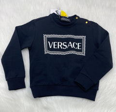 Versace sweater size 36 months