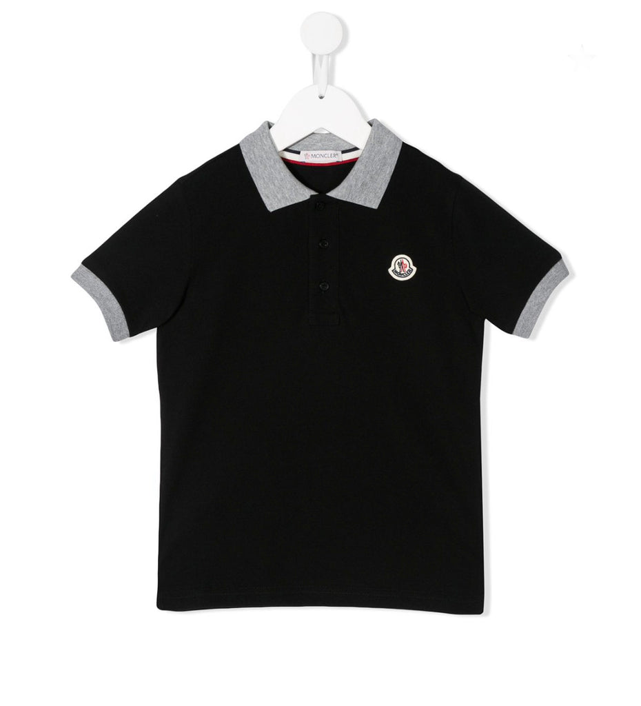 Moncler kids polo shirt size 4y