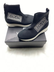 Versace girls runners size 31/2y