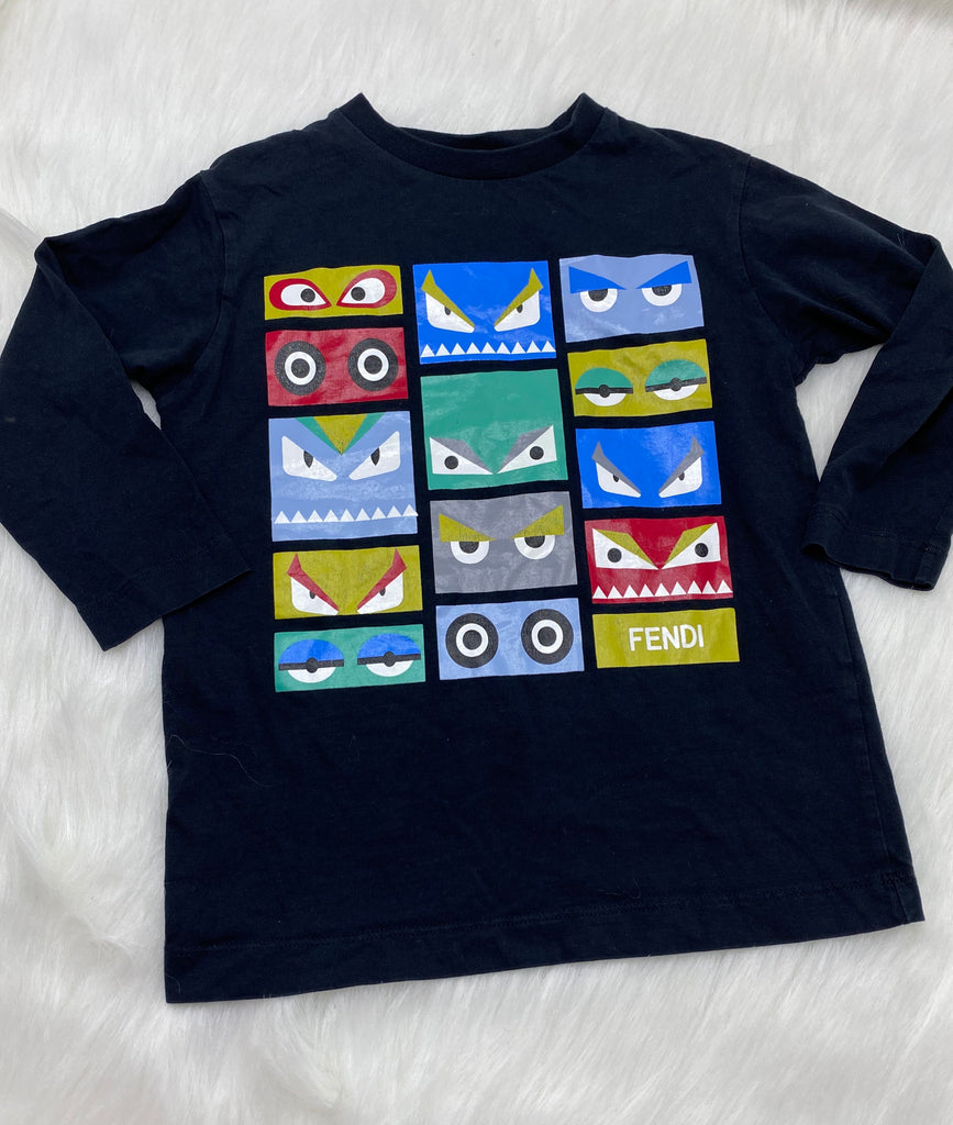 Fendi kids shirt size 3y