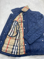 Burberry quilted jacket with detachable hood size 8y