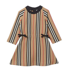 Burberry kids midi dress size 12 months