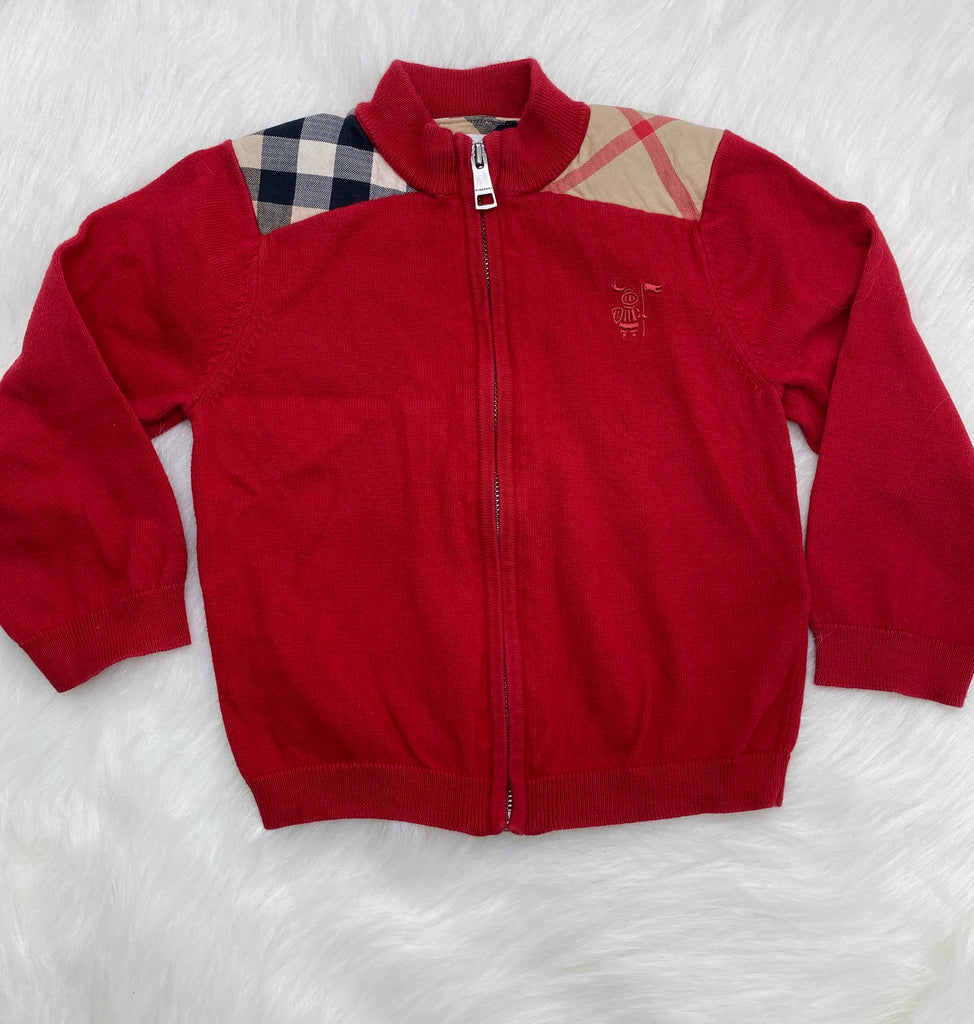 Burberry kids sweater size 2y