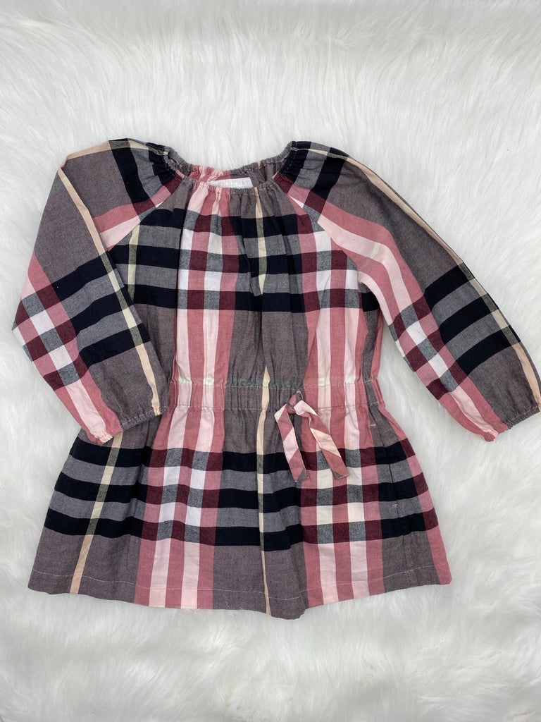 BURBERRY KIDS DRESS SIZE 2y
