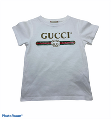 Gucci kids tee size 4