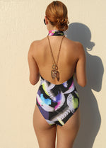 Feather Swimsuit