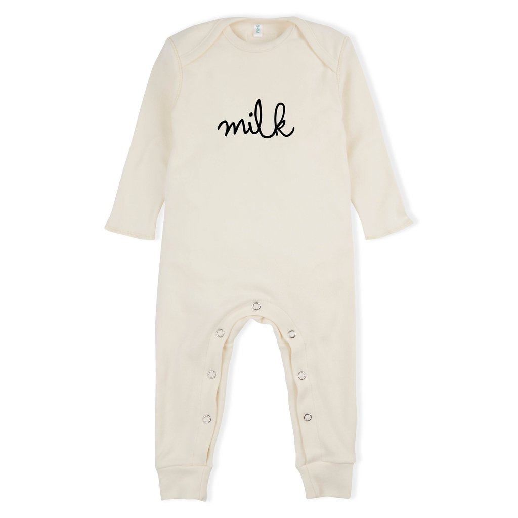 Natural MILK Playsuit