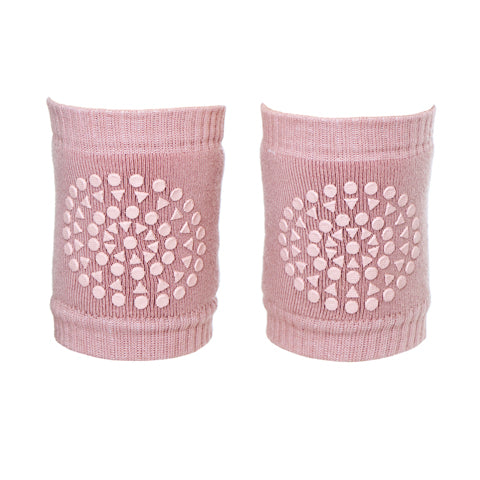 GOBABYGO Knee Pads Dustry Rose