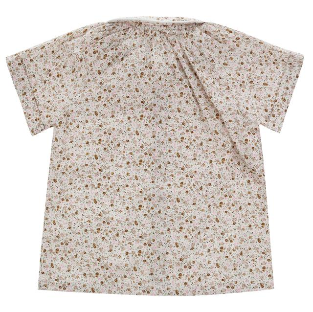 Pippa Blouse - Cinder Floral - Little Cotton Clothes
