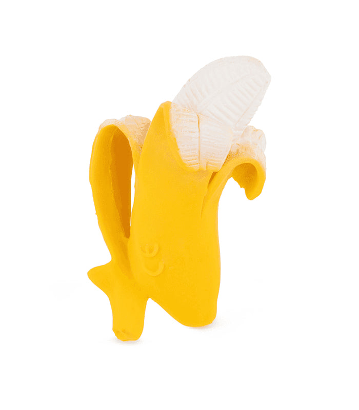 Oli & Carol Ana Banana Teething  Toy
