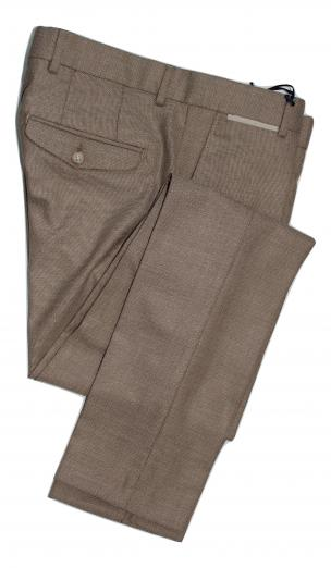 D-ZINE FORMAL TROUSER BEIGE SLIM