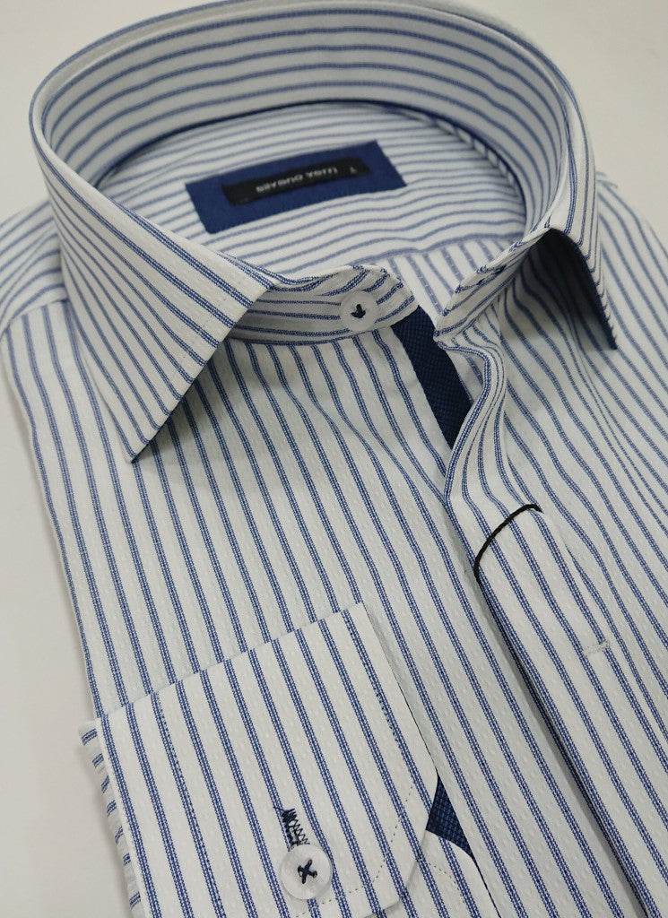 SILVANO VERRI SHIRT STRIPES