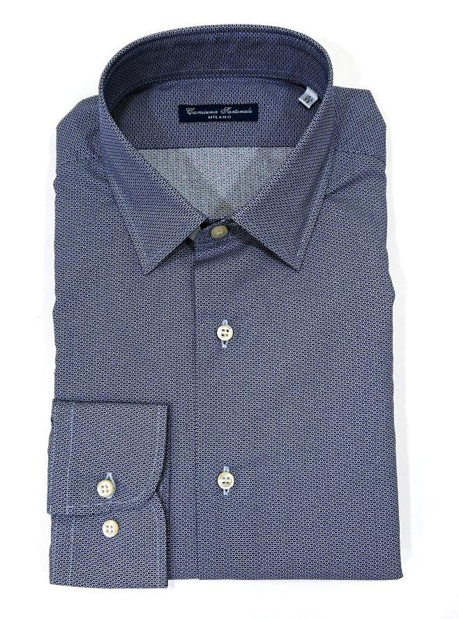 CAMICERIA SARTORIALE SHIRT WITH SCETCH