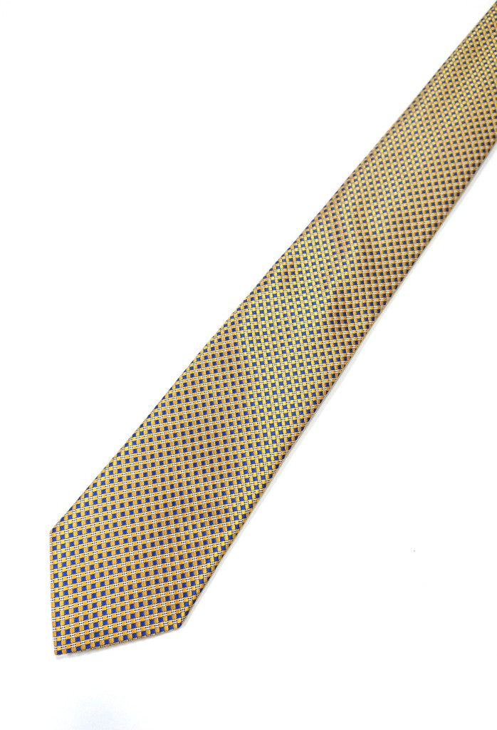 DUK TIE SILK WITH SCETCH