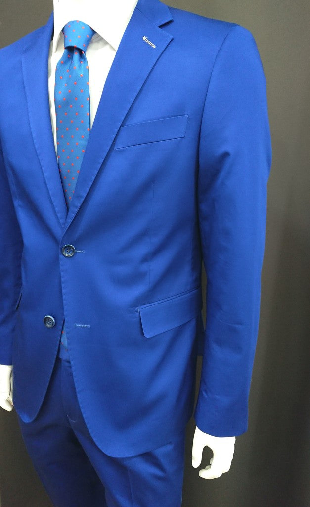 MASTER TAILOR SUIT BLUE ROYAL