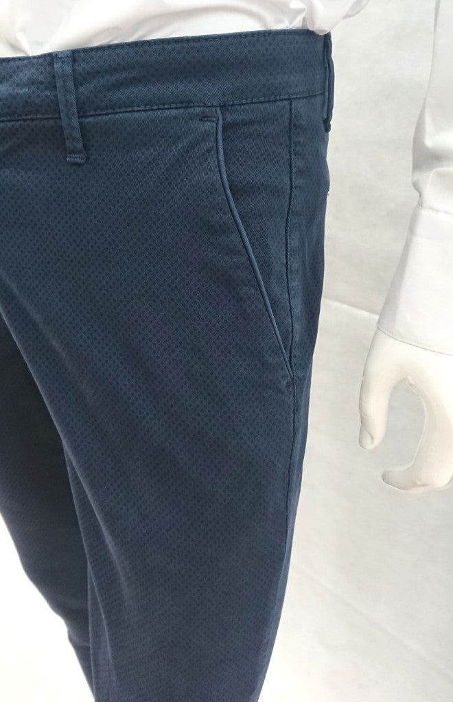 PIZETA ONE TROUSER SCETCH