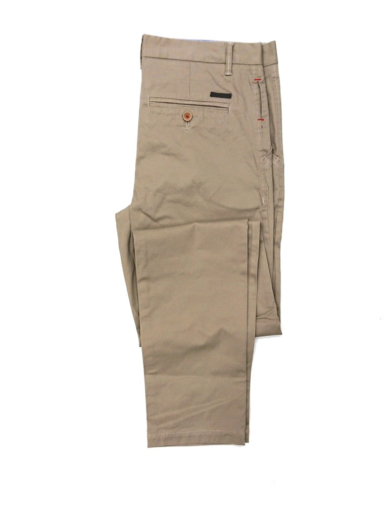 NORTH STAR CHINO TROUSER COMFORT COTTON